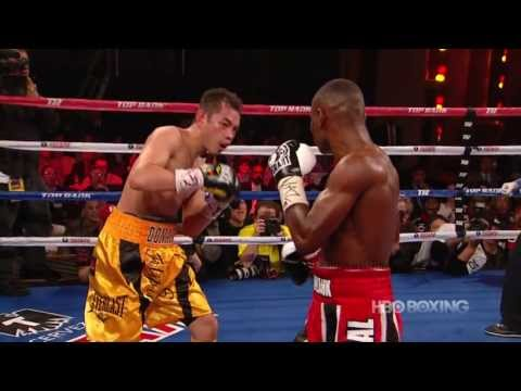 Donaire vs Rigondeaux: Highlights HBO Boxing