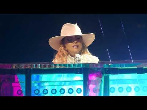 """Million Reasons"" Lady Gaga@Wells Fargo Center Philadelphia 9/11/17"