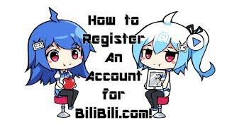 Comment créer un compte pour BiliBili.com