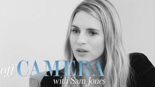 Brit Marling of Netflix's 'The OA' had a Near Death Experience at Goldman Sachs