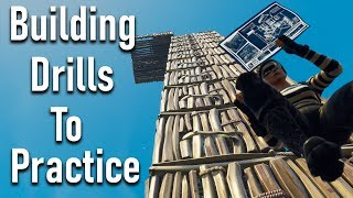 5 Building Drills to Practice and get better at Fortnite BR!