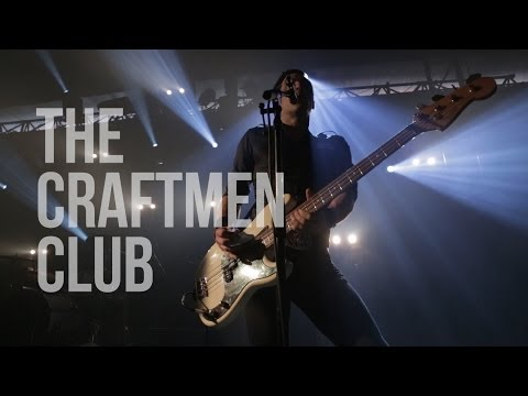 THE CRAFTMEN CLUB - I can't get around