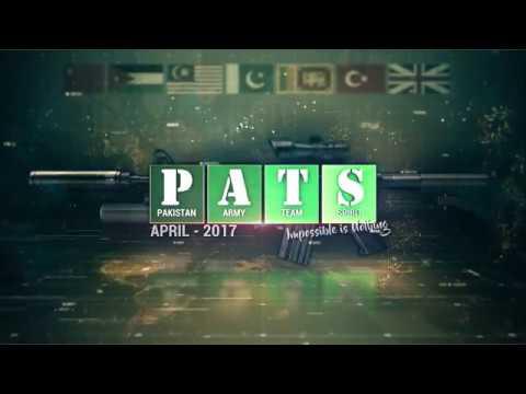 Pakistan Army Team Spirits (Official Documentary)