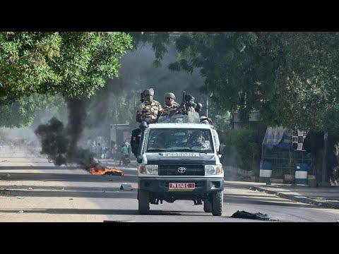 Download Tensions au Tchad : mission de l'Union africaine à N'Djamena