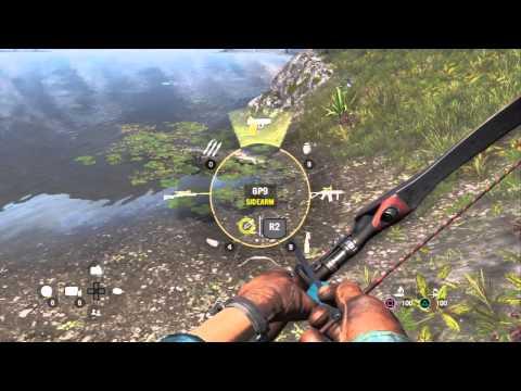Far Cry 4 - Mugger Crocodile Location - YouTube