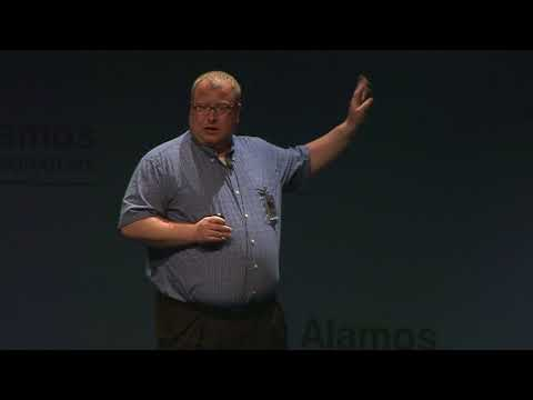 How Stellar Death Shapes Us Luke Hovey TEDx Los Alamos National Laboratory
