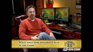 Empire Earth II PC Games Gameplay - Video dev diary, part 1.