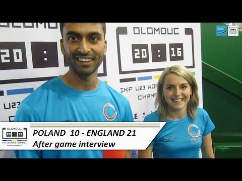 Interview: Nikesh Patel & Shannon Jones (ENG) IKF U23WKC 2016