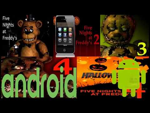 download fnaf 4 halloween edition mod apk android