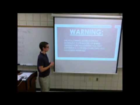 Persuasive speech on abortion
