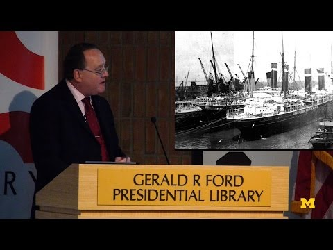 Stephen Payne | Titanic Revisited: 1912-2014