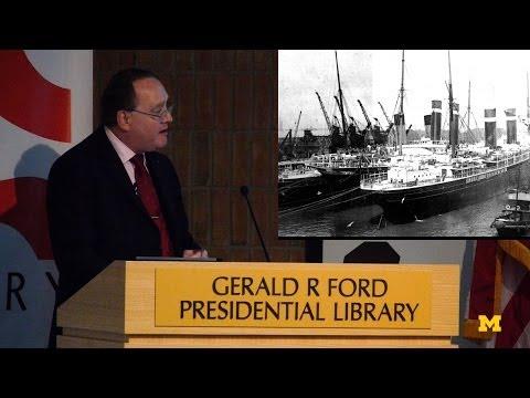 Stephen Payne | Titanic Revisited: 1912-2014