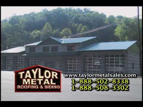 Taylor Metal Roofing Commercial
