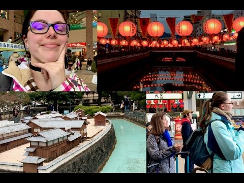 JAPAN VLOG: Exploring Nagasaki, Fashionable Dogs & My Boyfriend Vlogs (Day 15)