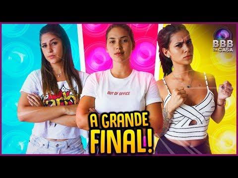 A GRANDE FINAL!! - BBB DA CASA [ REZENDE EVIL ]