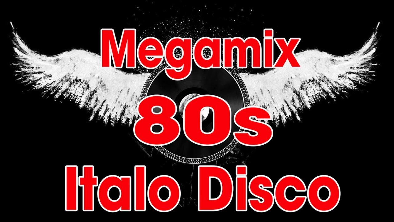 Italo disco 80s Megamix II Eurodisco 80s Music hits II Golden Oldies Disco Dance Songs hits ever