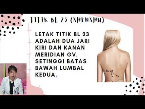 kelompok 3 accupresure for low back pain  youtube