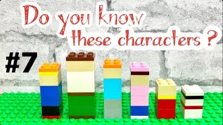 #7 funny Lego characters