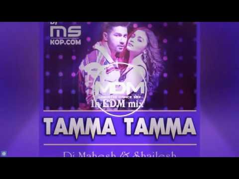 Tamma Tamma Again In #EDM Mix Dj MaheshShailesh Marathi Dance Mix