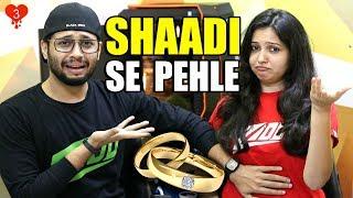 PREGNANCY WALI ENGAGEMENT | BUDGET SHAADI [Episode 3] | प्रेगनेंसी वाली शादी Podcast