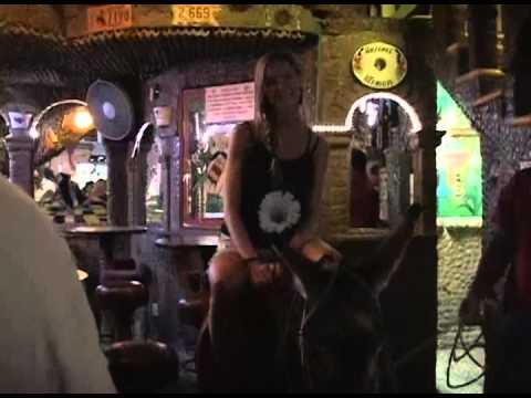 Andales Bar Donkey show Puerto Vallarta, Mexico, Romantic Zone