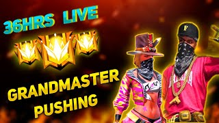 GRANDMASTER PUSHING || FREEFIRE LIVE TAMIL || #RED777  || 40 HOURS CHALLENGE LIVE