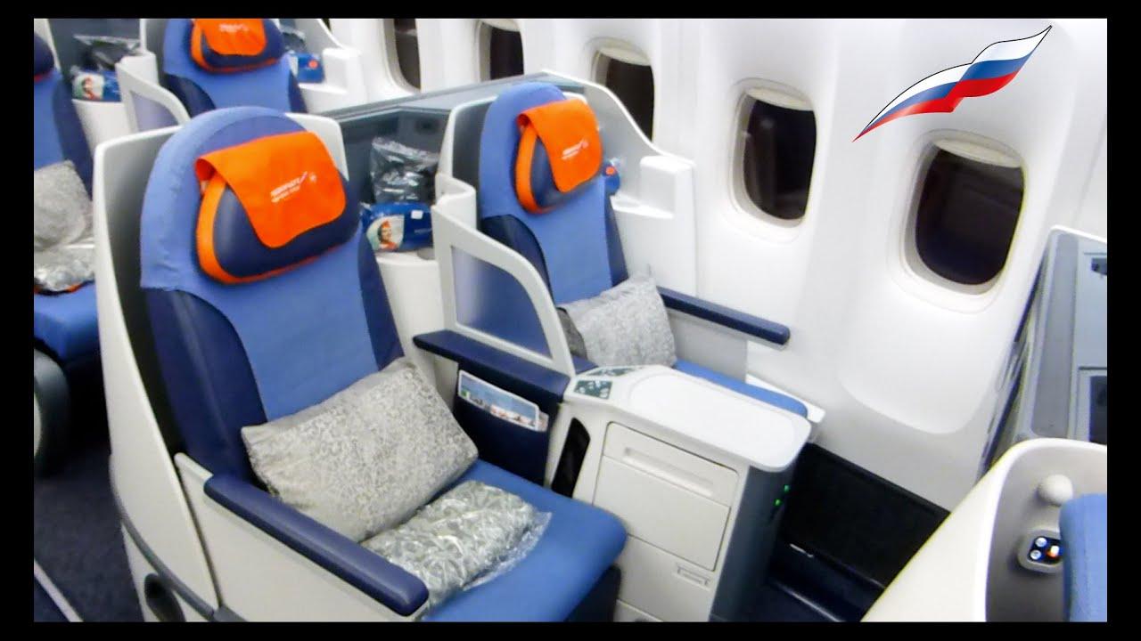 Aeroflot Business Class B777 Amp A330 Amp A320 Amp Lounge Moscow