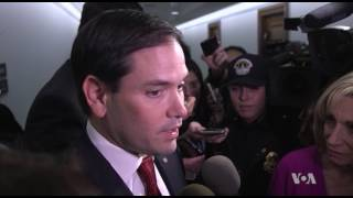 US Senate Races to Confirm Trump Nominees Before Inauguration