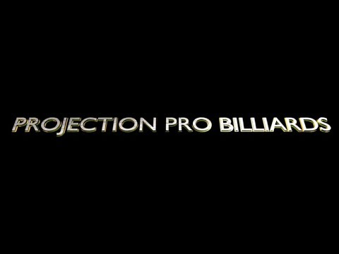 PROJECTION PRO BILLIARDS – Change the way you look at practice