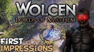 Wolcen: Lords Of Mayhem First Impressions