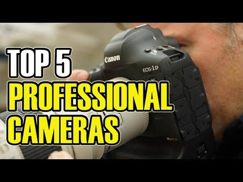 ✅ 2020 Top 5 Best Professional Cameras