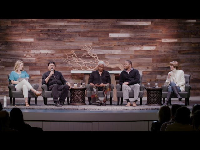 Panel: Brave Leaders Discuss Bold Ideas
