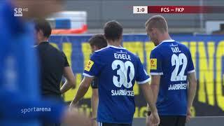 1. FC Saarbrücken - FK Pirmasens 2:0 (1:0) ----- 08.09.2018