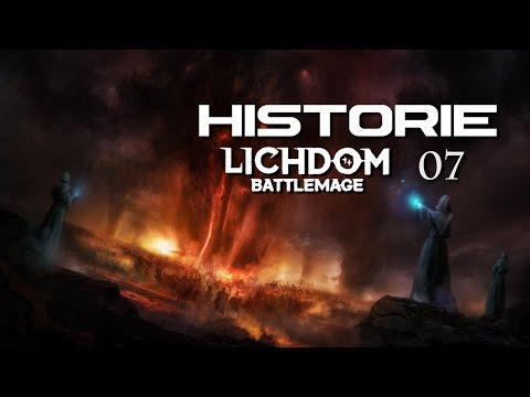 Historie LICHDOM (#7) Pasożyt
