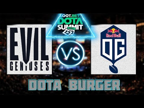 🔴 [RU] EG-OG SEED ФИНАЛ ЛУЗЕРОВ / BO-3 SUMMIT 12 / ОГ СИД-ЕГ / EVIL GENIUSES-OG SEED