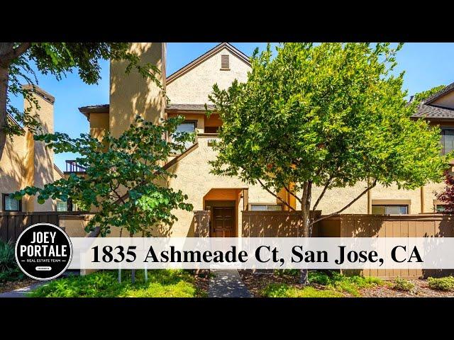 1835 Ashmeade Ct, San Jose, CA presented by Joey Portale