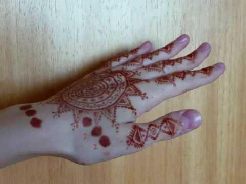 Mehndi Henna Lemon : Does sugar and honey affect a henna stain? youtube