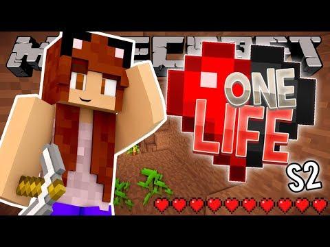 DANGEROUS MINING | Minecraft One Life SMP | Episode 12