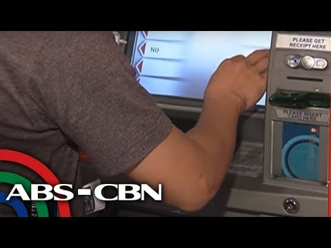 NBI urges public to report unauthorized bank transactions