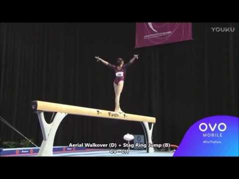 CoP 2017-20: Liu Tingting BB 2017 Melbourne World Cup