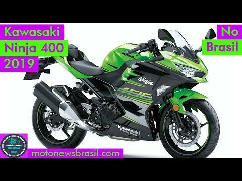 NEW 2019 Kawasaki Ninja 400 ABS