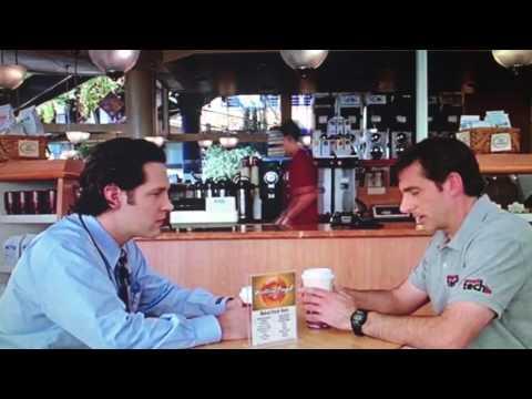 40 year old virgin coffee scene