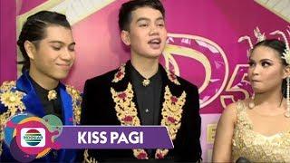 Kiss Pagi - Kemenangan!!! Kompetisi Menegangkan!! Akhirnya Faul LIDA Menjadi Juara