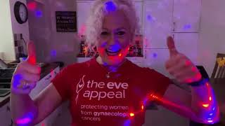Fitness Dynamics One Year Online Celebration Classes for The Eve Appeal