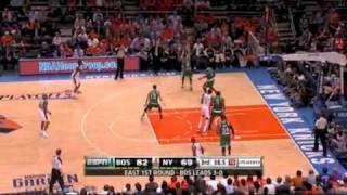Boston Celtics(3) Vs. New York Knicks(6) - Game 4 Recap - Round 1 - Nba Playoffs 2011