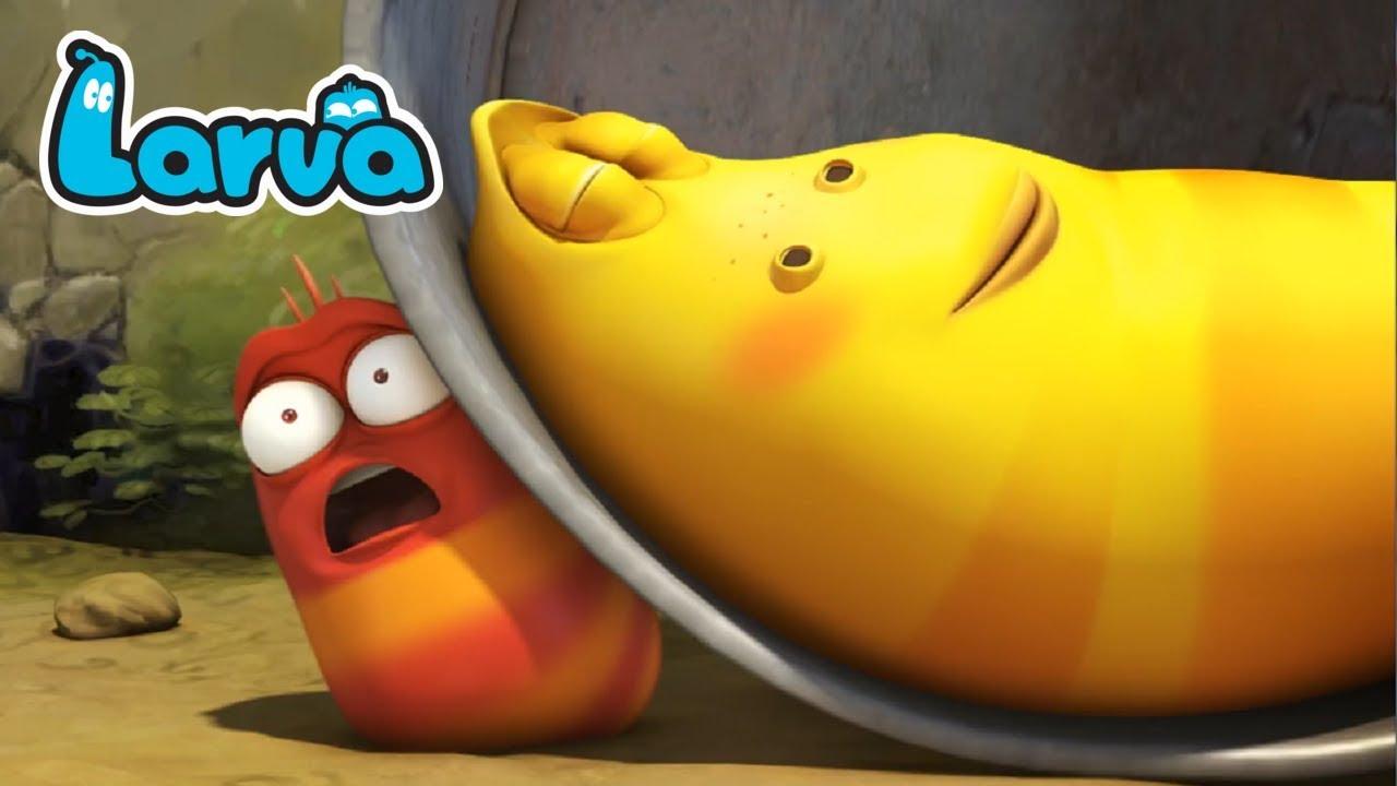 Larva Cartoon Full Movie   Larva Cartoon Full Episode 4   Cartoons For Children