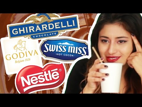 Thumbnail: Instant Hot Chocolate Taste Test