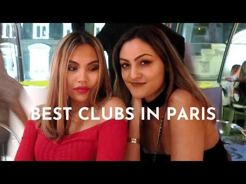 THREE Clubs in ONE Night in PARIS! 🥂 | Farah Amber Vlog 13