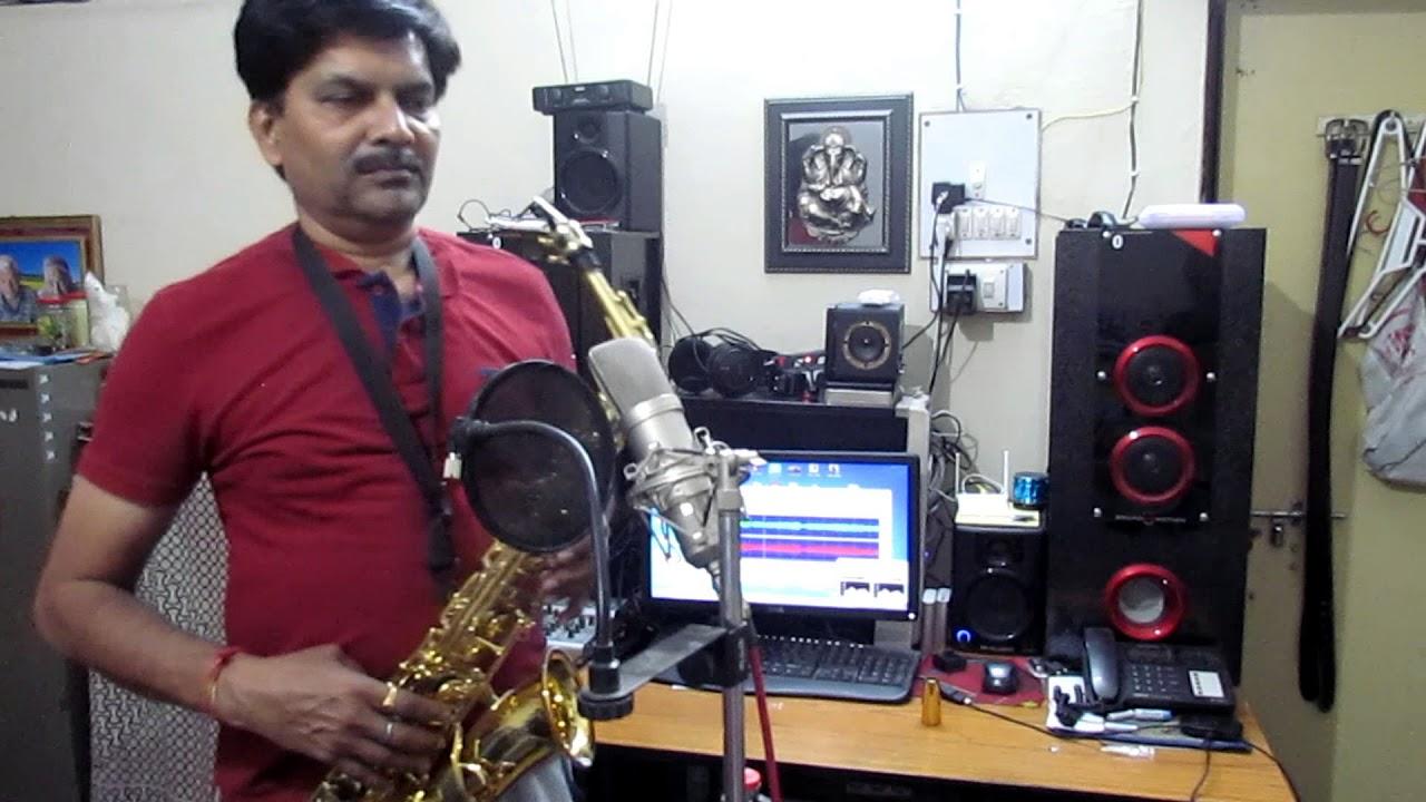 Ae Mere Hum Safar Saxophone Cover Dr C B Savita #1