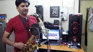 Ae Mere Hum Safar Saxophone Cover Dr C B Savita
